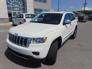 2011 Jeep Grand Cherokee Limited*BANCS CHAUFF*FOGS*NAV*MAGS 20P*