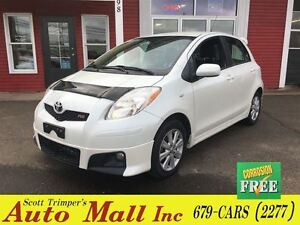 2011 Toyota Yaris LE Hatchback RS Pkg!
