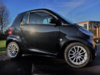Smart Fortwo 1.0L MHD Passion Coupe Soft touch Auto