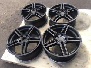 5x120 17 Inch 4 Used Wheels $200 Cash @Zracing 905 673 2828 Rims Acura TL MDX Honda Odyssey 5x120