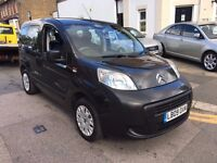 CITROEN NEMO MULTISPACE 1.4 DIESEL 2009 NEW SERVICE NEW CLUTCH 1 OWNER FROM NEW CLEAN