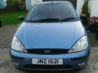 2003 Ford Focus 74000 miles