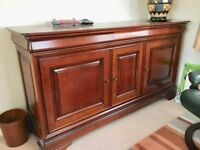 Large High Quality French Sideboard and Dresser