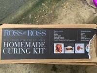 Homemade meat curing kit