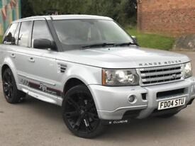 2006 Range rover sports , V6 , Semi automatic , service history pârț exchange welcome £7500