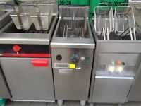 CATERING GAS FRYER COMMERCIAL KITCHEN