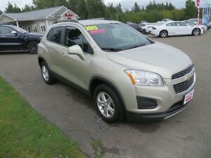 2013 Chevrolet Trax 1LT AWD, BACK UP CAMERA, AUTO START!