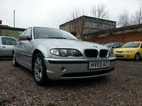 BMW 3 SERIES,,, DIESEL,,, EXCELLENT CONDITION DRIVES SUPERB