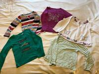 Bundle of girls clothes 5-6 yrs