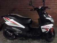 70cc longjia moped