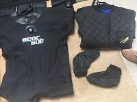 Scuba diving gear for sale (full kit)