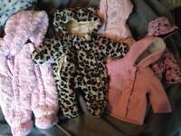 Newborn girl clothes 100+