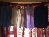Men's shirts,trousers,suits and shoes