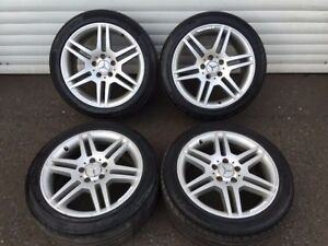 BENZ   17x7,5 jj winter  package;x112