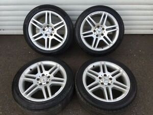 BENZ   17x7,5 jj winter  package; 5x112