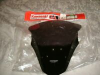 Genuine Kawasaki ER6F Windshield Smoke