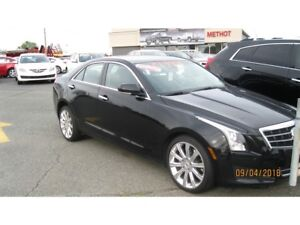 2014 Cadillac ATS Luxury 3.6L V6 + AWD