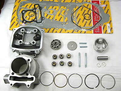 - 150CC ENGINE REBUILD KIT FOR CHINESE SCOOTERS WITH 150cc GY6 MOTORS