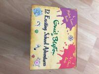 Enid Blyton 12 Exciting School Adventure Books