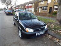 ford fiesta low milage servive history