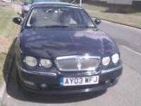 Rover 75d