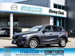 2015 Mazda CX-5 GS Heated Seats Rear Cam Push Start