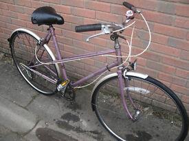 Raleigh Mixte Ladies Bike