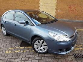 CITROEN C4 1.6i 16V VTR Plus (grey) 2007