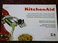 Kitchen Aid Spiraliser Brand New