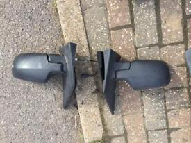 Ford Fiesta mk 6 electric wing mirrors,£50,the pair
