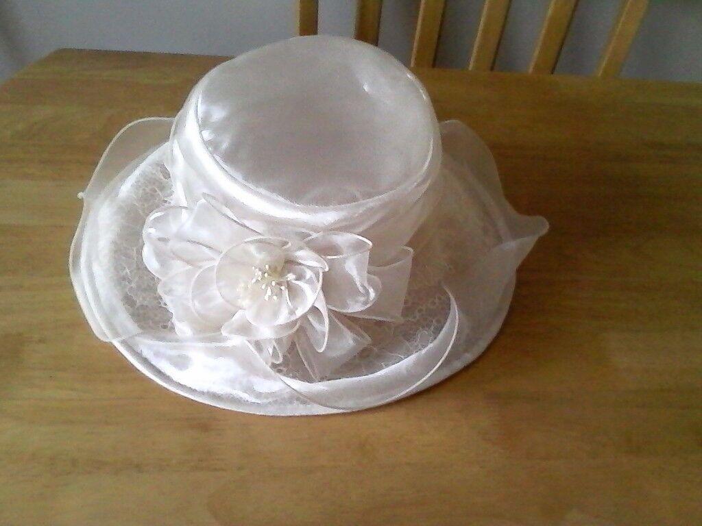Bhs Ivory Wedding Hat