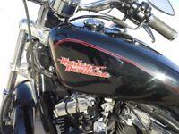 Harley Davidson XL Custom Sportster