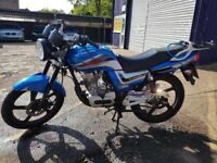 Lexmoto Arrow 125cc | Learner Legal | 12 month MoT | 15,000 Miles | Free Spares | Pirelli Tyres