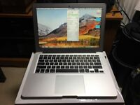 MacBook Air 2013, i5, 128GB, 4GB RAM Excellent condition, Boxed as new