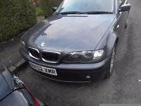 For sale is my 2002 BMW 3 Series