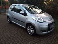 2009 Citroen C1, Excellent Condition and Low mileage. £2800 or nearest offer.