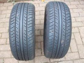 """Tyres 205/60 R 15"""""""