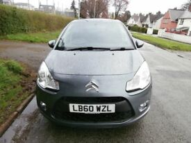 Citroen C3 newer version year 2011