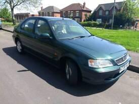 Quick sale Honda Civic 1.6 petrol, good condition
