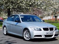 ★1 OF 500 LTD EDITION ★ 2006 BMW 320 SI 4DOOR 2.0 M SPORT E90★ CARBON ENGINE ★ VERY RARE SPEC
