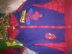 Boys bundle of jumpers and jackets