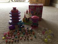 Squinkies bundle of toys