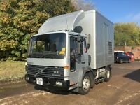 Volvo FL6 Urban 1998 Lorry with Living Quarters