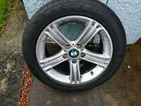 BMW ALOY WHEELS in TYERS NEW