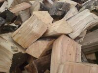 Firewood logs for sale SPECIAL OFFER! Well seasoned hardwood ready to burn best value around!!