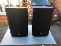 "Mackie ZLX-15P Active PA Speaker Powered Band PA 15"" Pair"