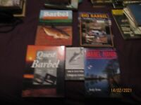 Barbel Fishing Books