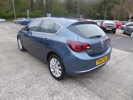 Vauxhall Astra ELITE CDTI S/S (blue) 2014-03-07