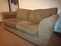 Next 2 Seater Sofa & 2-3 Seater Soafbed