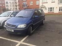 Vauxhall zafira 2,0 diesel